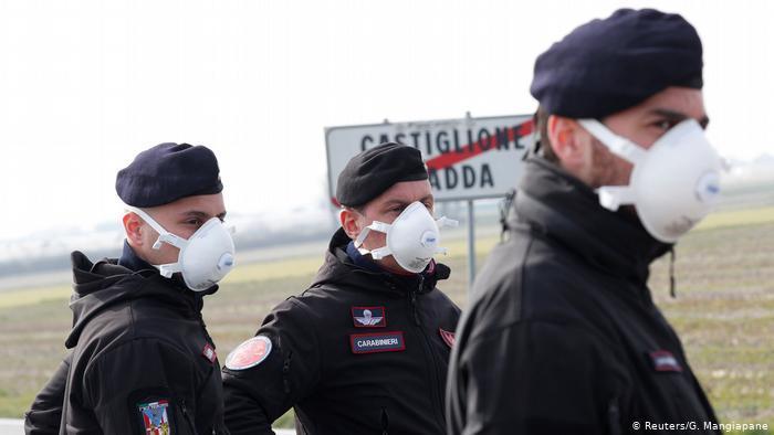 Неделю находился на жестком карантине регион в Италии из-за ошибки властей