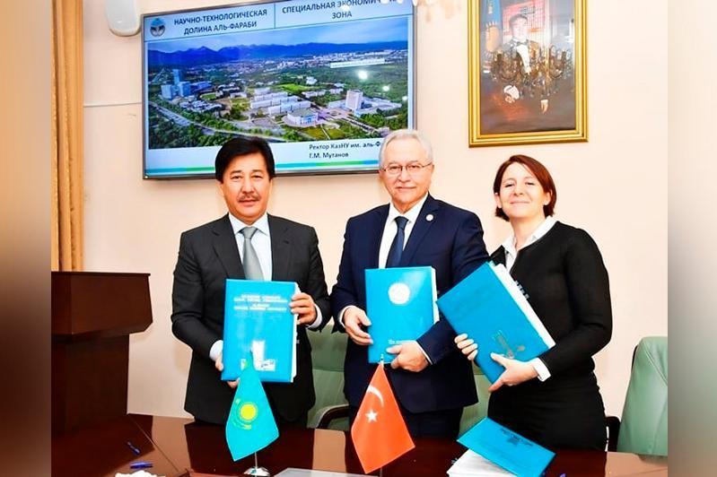 阿尔法拉比哈萨克国立大学开始实施一项科技领域的大型项目