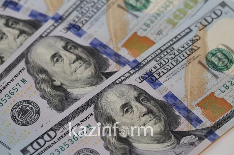 Доллар бағамы көтерілді