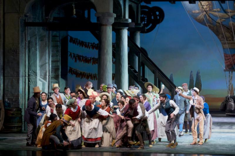 Astana Opera soloists to debut in L'Elisir d'Amore