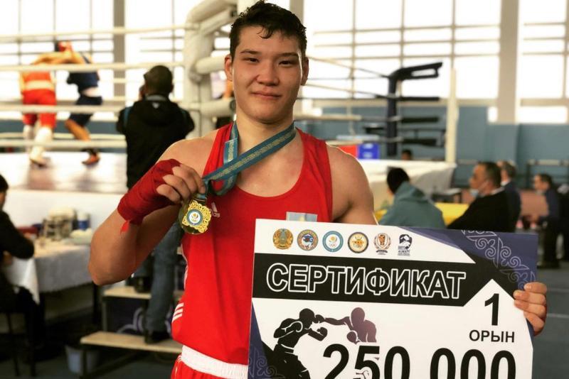 Подведены итоги чемпионата Казахстана по боксу среди молодежи
