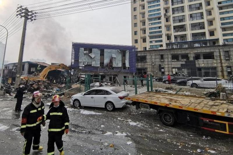 3 dead, 6 injured in gas pipeline explosion in NE China city