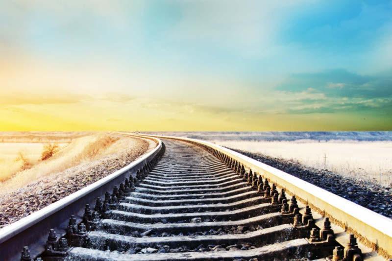 Строительство железнодорожной магистрали Туркестан – Шымкент – Ташкент начнется в 2021 году