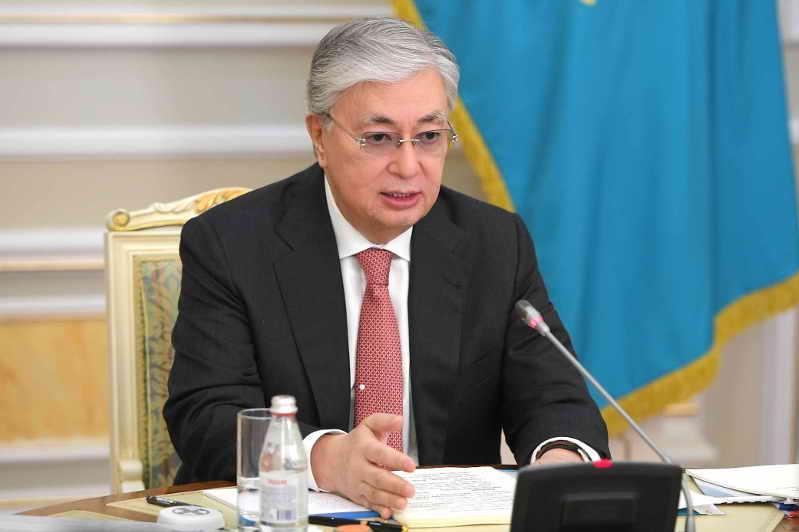 Полный текст выступления Президента РК на расширенном заседании Правительства