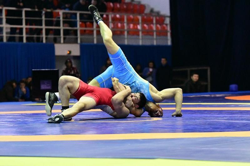Актобе примет молодежный чемпионат по греко-римской борьбе