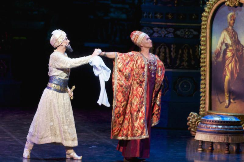 Astana Opera to premiere large-scale balletLa Bayadère