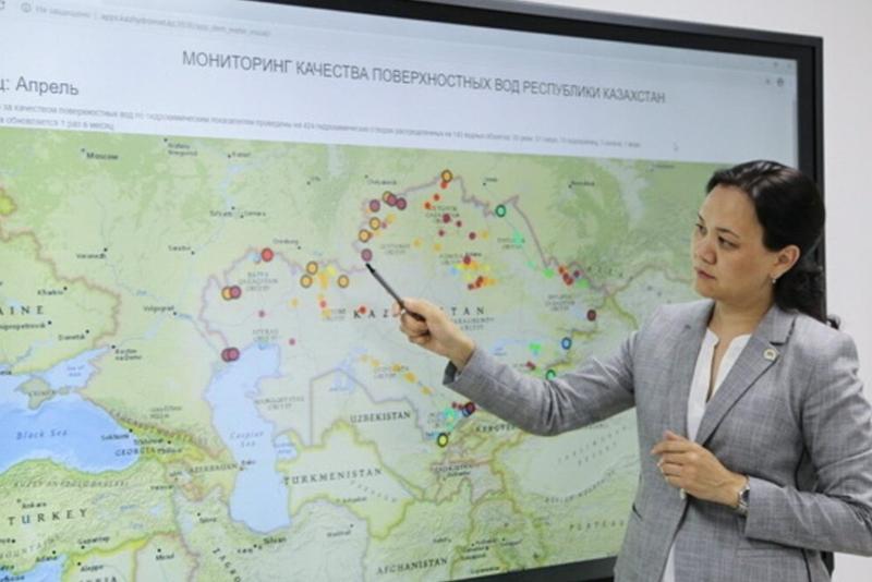 Қазгидромет атмосфералық ауа сапасын бақылауды күшейтеді – Данара Әлімбаева