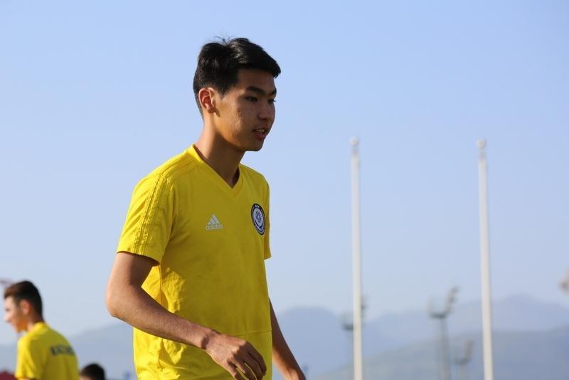 Казахстанский футболист Сейдахмет заинтересовал болгарские клубы