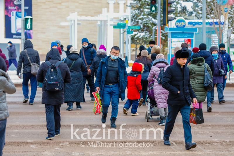 Казахстан перешел в «красную» зону по коронавирусу