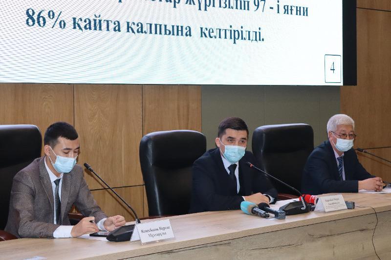 Об ужесточении законодательства по противодействию коррупции рассказали в Туркестанской области