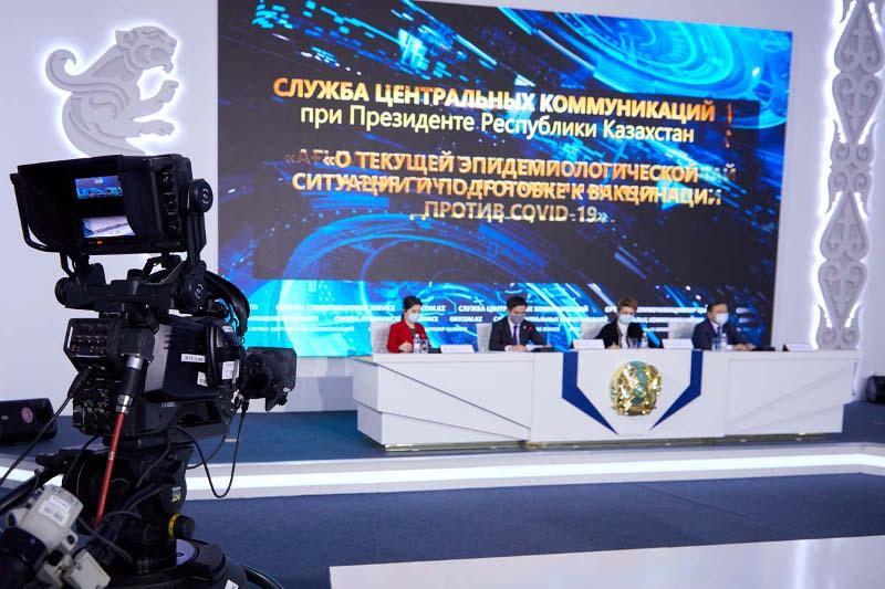 Вице-министр журналистерді маркетингтің құрбаны болмауға шақырды
