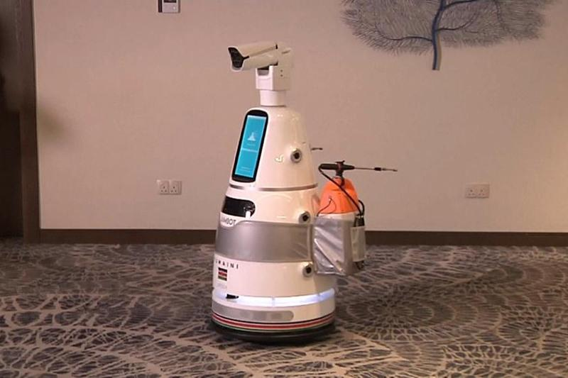 Жапониялық роботтар COVID-19-бен күресу үшін Кенияға әкелінді