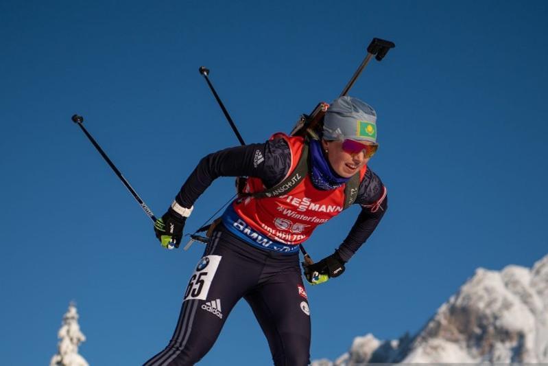 Озвучены результаты казахстанских биатлонисток в индивидуальной гонке чемпионата Европы