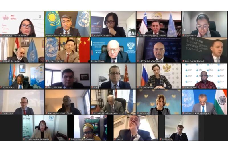 Члены Совета Безопасности ООН обсудили опыт Казахстана по репатриации детей из зон конфликта