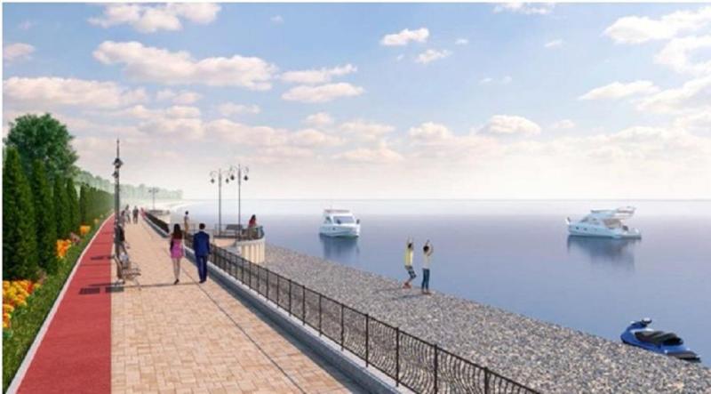 Берегоукрепительные работы на озере Алаколь завершат в этом году в Алматинской области