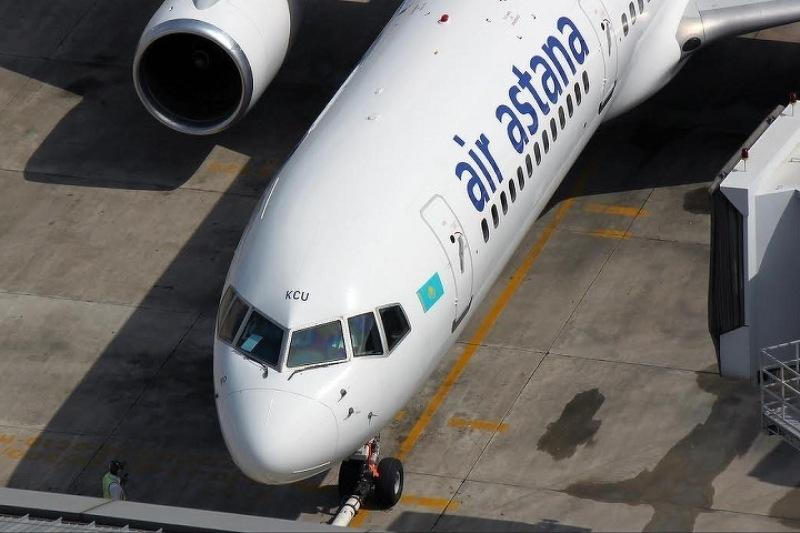 阿斯塔纳航空开通阿特劳-法兰克福临时航班