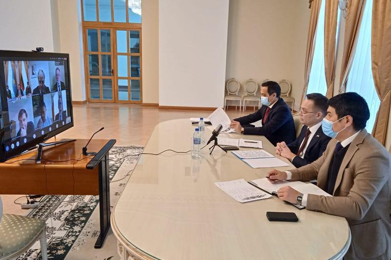 Lıtvada Qazaqstan Prezıdenti reformalarynyń úshinshi paketi talqylandy