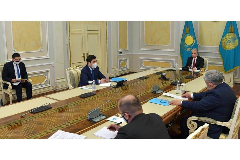 Президент принял участие в первом заседании Госкомиссии по подготовке к празднованию 30-летия Независимости Республики Казахстан