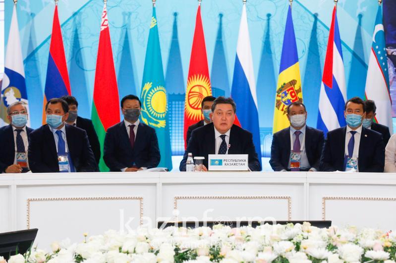 О внедрении 5G в Казахстане рассказал Аскар Мамин