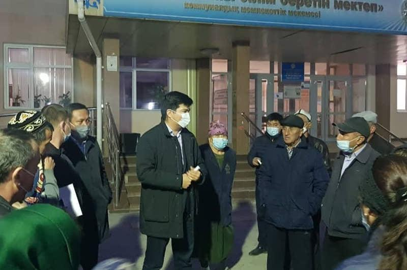 Как молодой резервист решает вопросы населения на посту акима Турксибского района Алматы