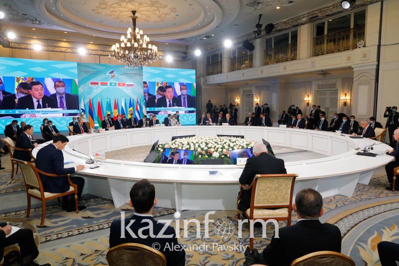 Digital Almaty 2021: 6 eldiń úkimet basshylaryna eGov mobile qosymshasy kórsetildi