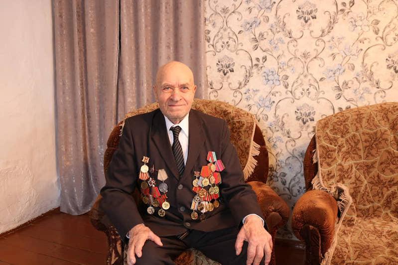 100-летний юбилей отметил ветеран ВОВ из Карагандинской области