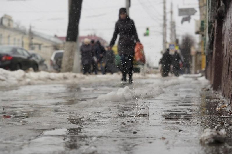 Температурный рекорд зарегистрировали в Петропавловске