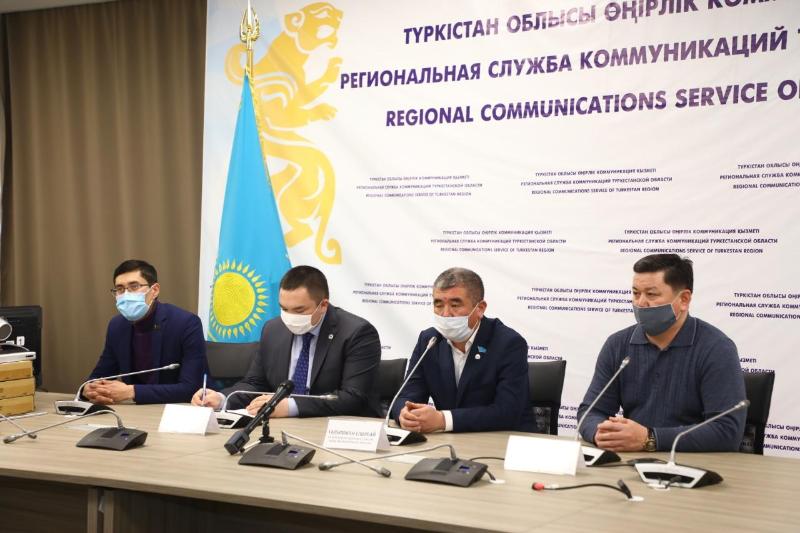 Творческий конкурс «Тәуелсіздік қарлығаштары» пройдет в Туркестанской области