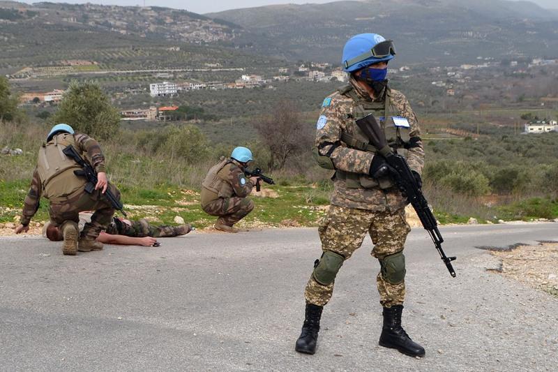 Қазақстандық бітімгерлер Ливандағы миссияға даярланып жатыр