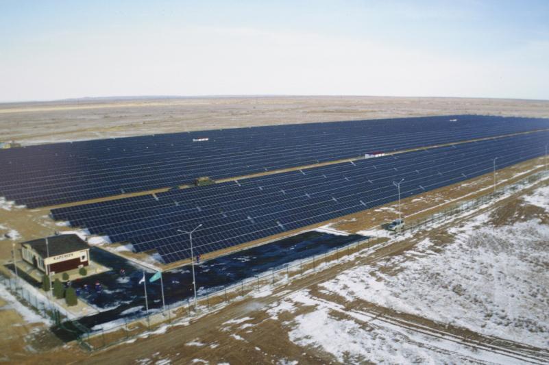 卡拉干达州的绿色能源容量达到近230兆瓦