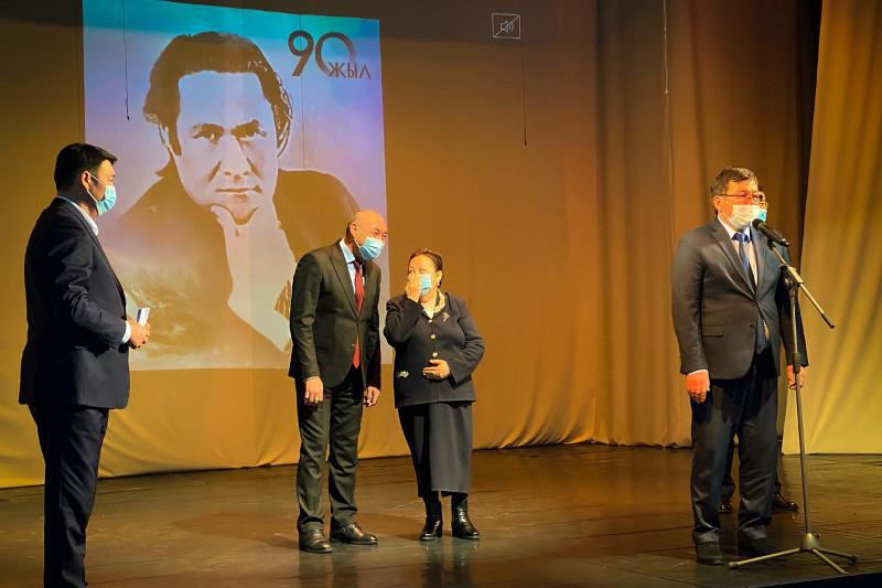 Мұқағалидің туғанына 90 жыл: «Ғашық жүрек» премьерасы ұсынылды