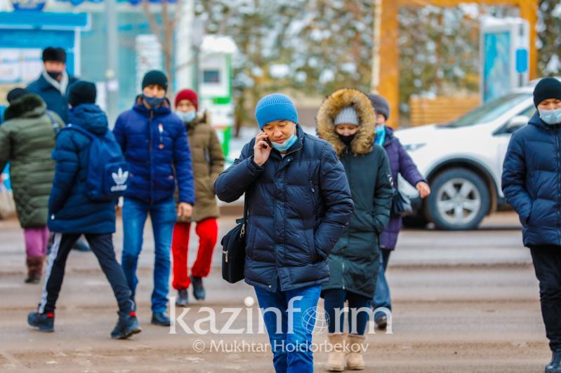 Казахстан перешел по коронавирусу в зону низкого риска - Алексей Цой