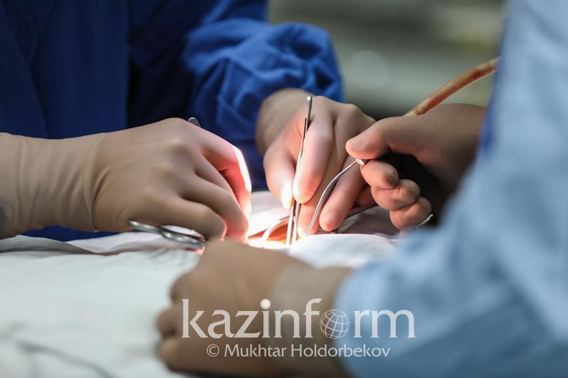 Алматыда кардиологтар медициналық сақтандыру аясында 328 операция жасады