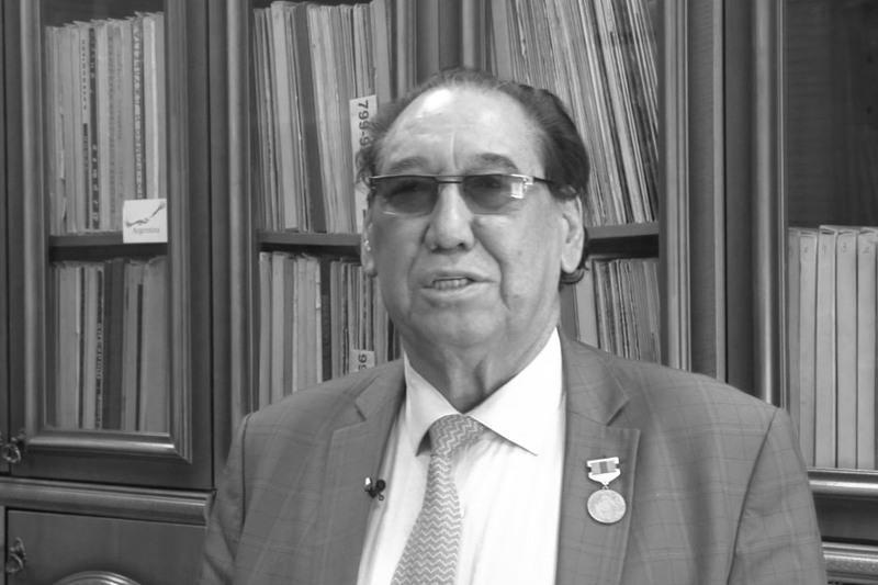 Скончался поэт Шомишбай Сариев