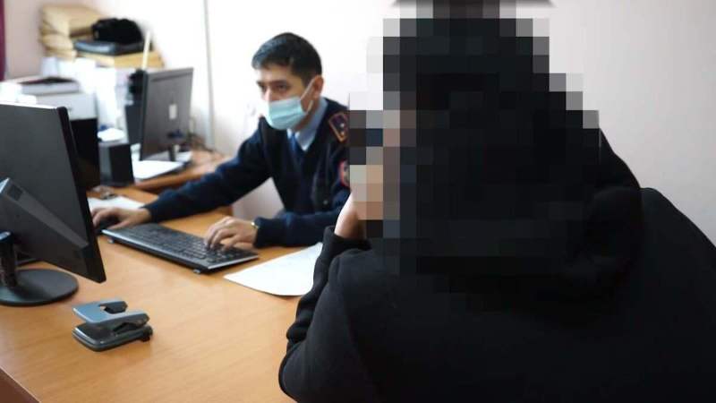 Жамбылда интернет-алаяқтығының 11 дерегі анықталды