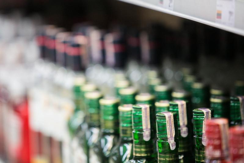 Жамбылда110 мың литрден астам алкоголь заңсыз айналымнан алынды