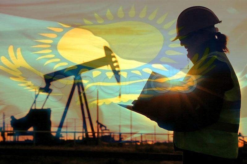 Январь ойида Қозоғистонда 7 миллион тонна нефт қазиб олинди
