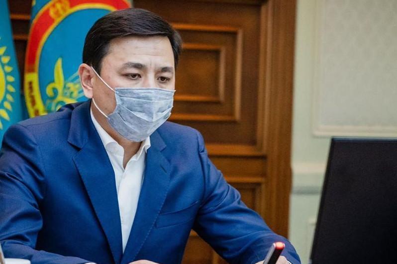 Алтай Кульгинов призвал жителей сообща развивать столицу