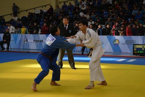 全哈青少年柔道冠军赛将在阿克托别举行