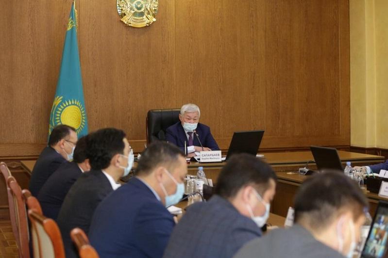 Бердібек Сапарбаев: Өңірде жергілікті қамтуды арттыру бойынша жұмыс тиісті деңгейде  жүргізілмейді