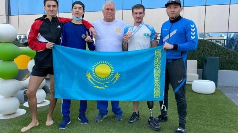 Карагандинские легкоатлеты выполнили нормативы на Паралимпийские игры