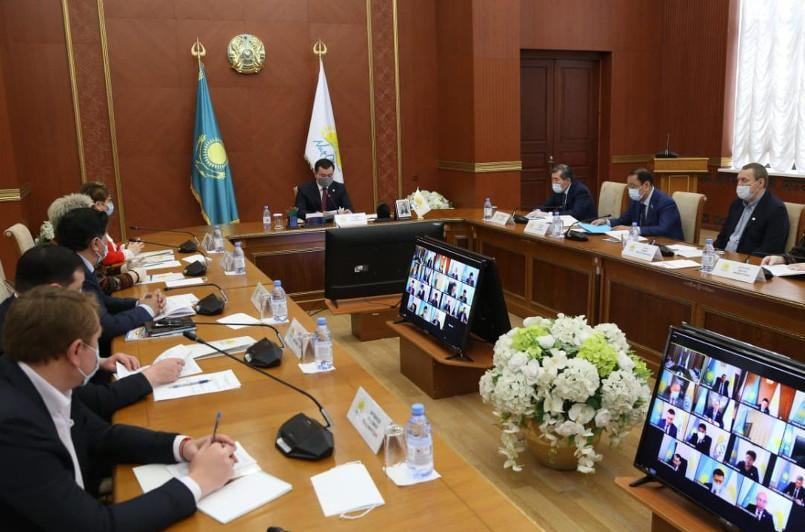 Karaganda rgn plans to create 150 thou jobs by 2025