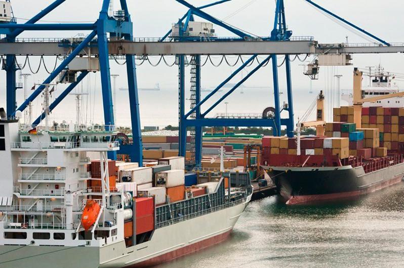 里海港口货运吞吐能力达2700万吨