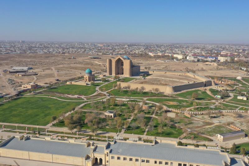 Как развивается туризм в Туркестанской области