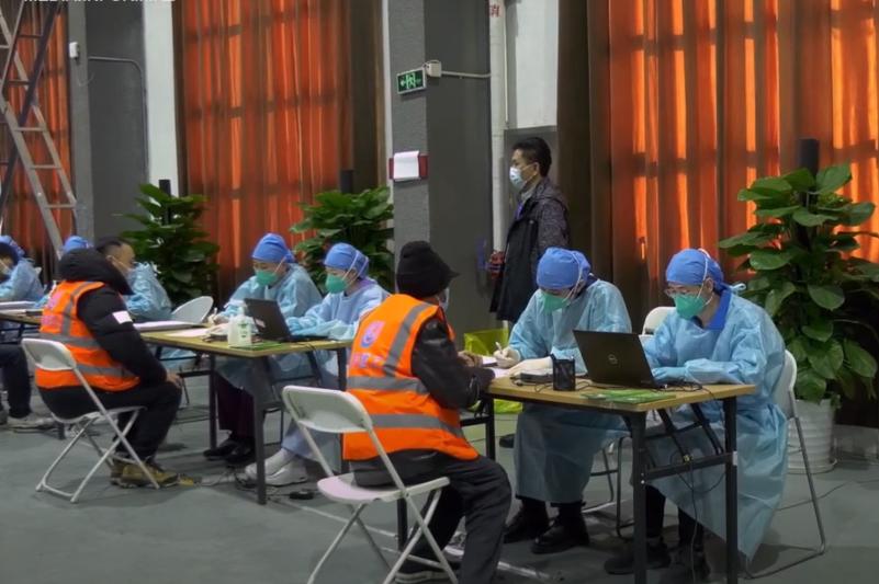 Как проходит вакцинация от COVID-19 в Пекине