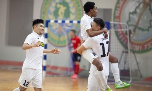 «Кайрат» вышел в финальную стадию Лиги Чемпионов