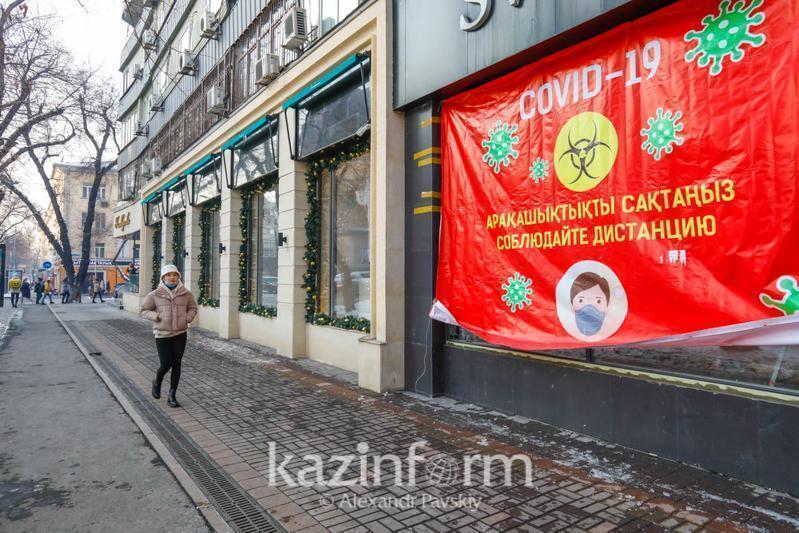Коронавирус: СКО перешла из «желтой» зоны в «зеленую»
