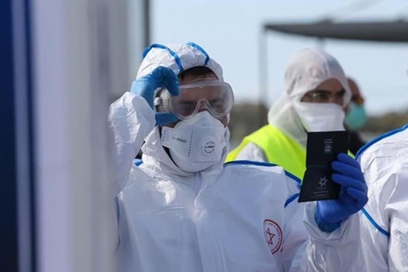 Заболеваемость коронавирусом снизилась на 95,8% в Израиле