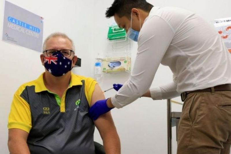 Аустралияда тұрғындарға жаппай вакцина егу процесі басталды