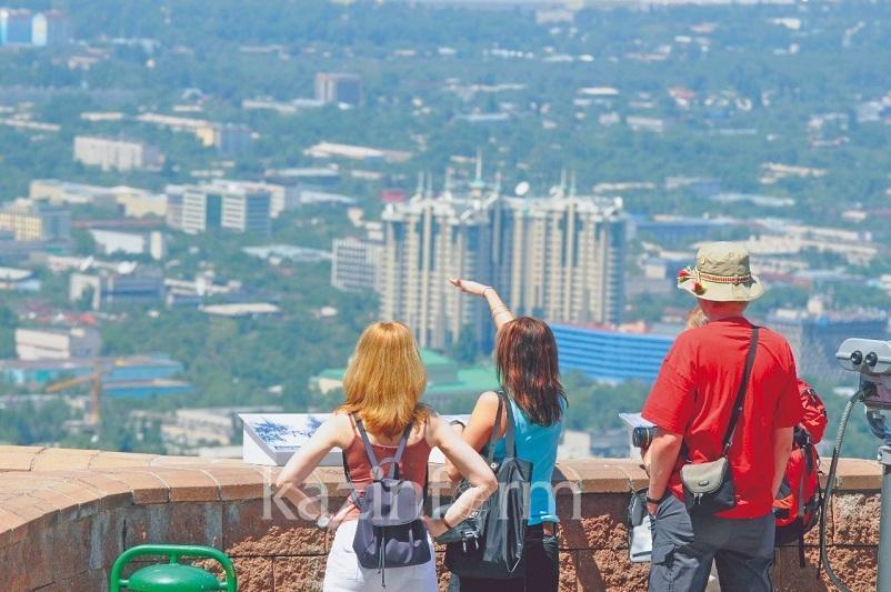 Инфотерминалы для туристов намерены установить в Алматы
